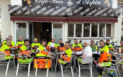 Esmorzar obsequi de Cafè Bar d'Aspin